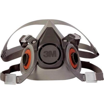 3M 6300 Yarım Yüz Maskesi