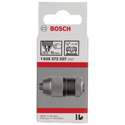 Bosch 0,5-10 mm - 1/2''-20 Anahtarsız Mandren - Thumbnail