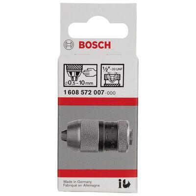 Bosch 0,5-10 mm - 1/2''-20 Anahtarsız Mandren BOSCH