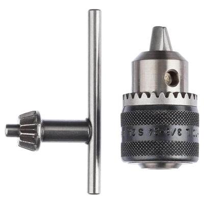 Bosch 1-10 mm - 3/8''-24 Anahtarlı Mandren