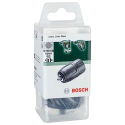 Bosch 1-10 mm - Uneo Anahtarsız Mandren - Thumbnail