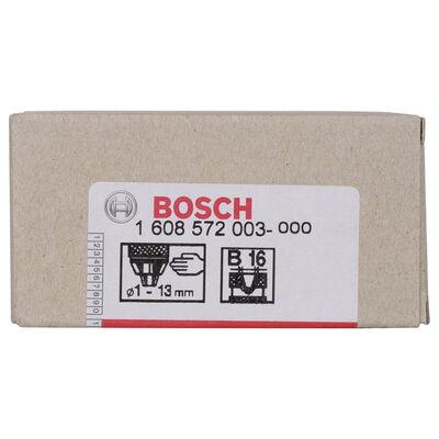 Bosch 1-13 mm - B-16 Anahtarsız Mandren BOSCH