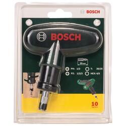 Bosch 10 Parça Cırcırlı Cep Tornavidası - Thumbnail