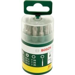 Bosch 10 Parça Vidalama Ucu Seti (PH+PZ+T) - Thumbnail