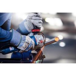 Bosch 115*1,0mm Standard Seri Düz Inox (Paslanmaz Çelik) Kesme Diski (Taş) - Rapido 10'lu - Thumbnail
