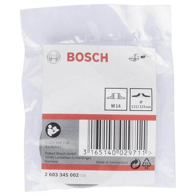 Bosch 115/125 mm M14 Flanş Dişli Somun BOSCH
