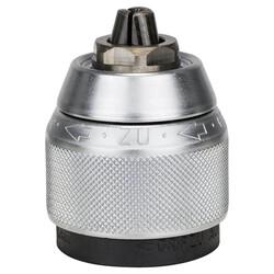 Bosch 1/2''-20 - 1,5-13 mm Supra Mandren Krom. - Thumbnail