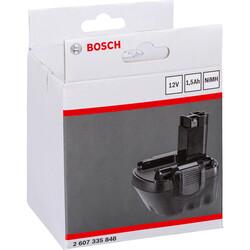 Bosch 12 V 1,5 Ah DIY NiMh O-Pack Akü - Thumbnail
