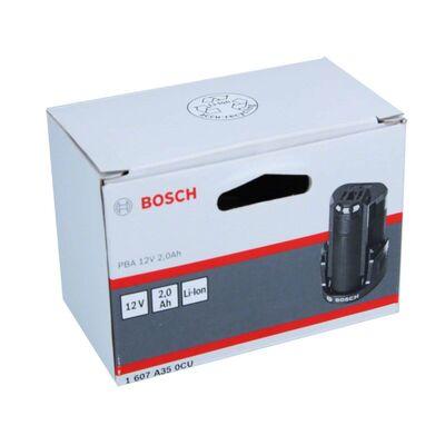 Bosch 12 V 2,0 Ah DIY Li-Ion ECP Düz Akü BOSCH