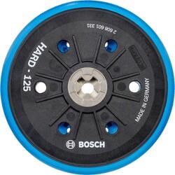 Bosch 125 mm 5/16'' Çok Delikli Zımpara Tabanı Sert - Thumbnail