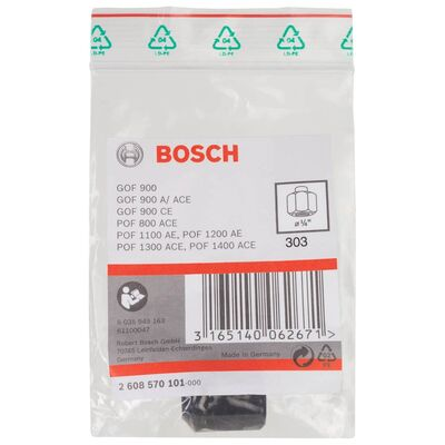 Bosch 1/4'' cap 19 mm Anahtar Genisligi Penset BOSCH