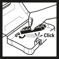 Bosch 1/4'' Hex 1/2'' Socket Adaptör *50mm - Thumbnail