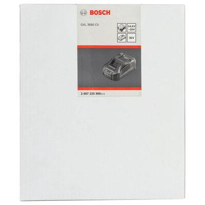 Bosch 14,4-36 V Hızlı Şarj Cihazı GAL 3680 CV BOSCH