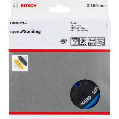 Bosch 150 mm Çok Delikli Zımp. Tabanı Sert (GEX) BOSCH