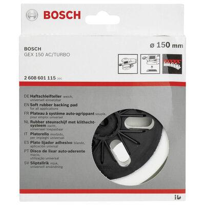 Bosch 150 mm Zımpara Tabanı Yumuşak (GEX) BOSCH