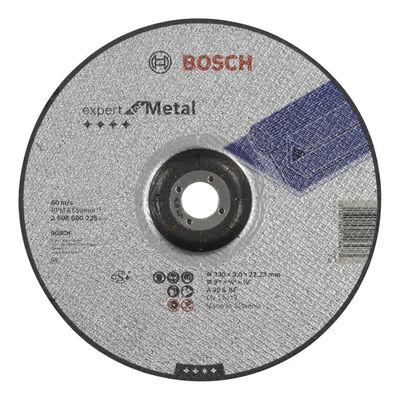 Bosch 230*3,0 mm Expert Serisi Bombeli Metal Kesme Diski (Taş)