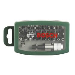 Bosch 32 Parça Vidalama Ucu Seti - Thumbnail