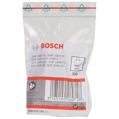 Bosch 8 mm cap 24 mm Anahtar Genisligi Penset BOSCH