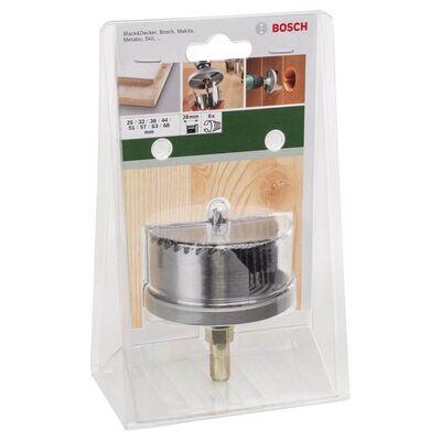 Bosch 8 Parça Delik Açma Testeresi Seti (28 mm) BOSCH