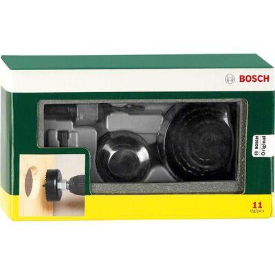 Bosch 8 Parça Delik Açma Testeresi Seti Çantalı BOSCH