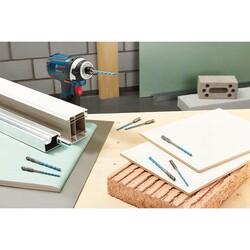 Bosch Altıgen Şaftlı, HEX-9 Serisi Çoklu Malzeme için Matkap Ucu 10*150 mm - Thumbnail
