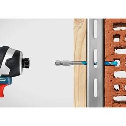 Bosch Altıgen Şaftlı, HEX-9 Serisi Çoklu Malzeme için Matkap Ucu 5*100 mm - Thumbnail