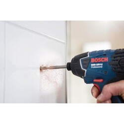 Bosch Altıgen Şaftlı, HEX-9 Serisi Seramik için Matkap Ucu 3'lü Set 5-6-8 mm - Thumbnail