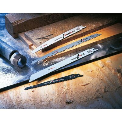 Bosch Basic Serisi Ahşap için Panter Testere Bıçağı S 617 K - 2'li BOSCH