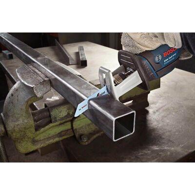 Bosch Basic Serisi Metal için Panter Testere Bıçağı S 918 BF - 5'li BOSCH