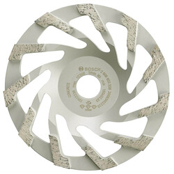 Bosch Best Serisi Beton İçin Elmas Çanak Disk 150 mm - Thumbnail