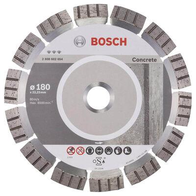 Bosch Best Serisi Beton İçin Elmas Kesme Diski 180 mm