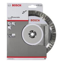 Bosch Best Serisi Beton İçin Elmas Kesme Diski 180 mm - Thumbnail