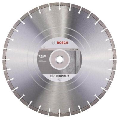Bosch Best Serisi Beton İçin Elmas Kesme Diski 450 mm