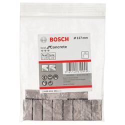 Bosch Best Serisi Elmas Sulu Karot Uç Segmanı 127 mm İçin 11 Parça - Thumbnail