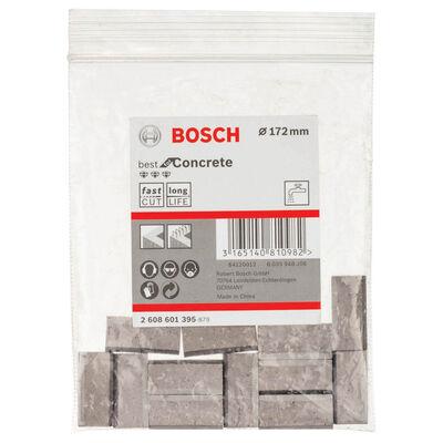 Bosch Best Serisi Elmas Sulu Karot Uç Segmanı 172 mm İçin 12 Parça BOSCH