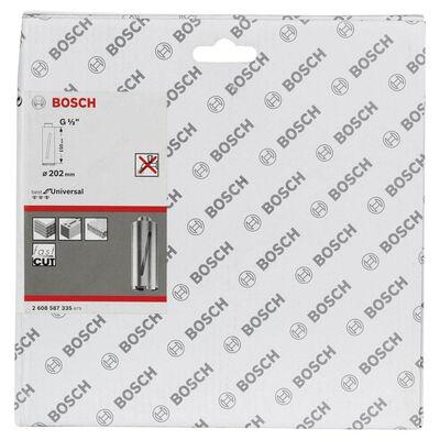Bosch Best Serisi G 1/2'' Girişli Kuru Karot Ucu 202*150 mm BOSCH