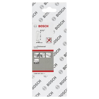 Bosch Best Serisi G 1/2'' Girişli Kuru Karot Ucu 65*150 mm BOSCH