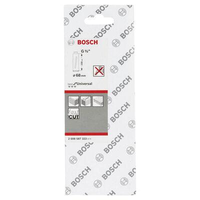Bosch Best Serisi G 1/2'' Girişli Kuru Karot Ucu 68*150 mm BOSCH