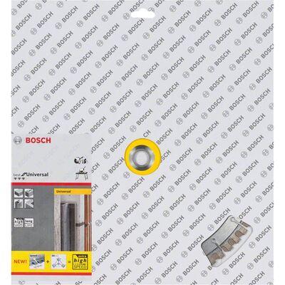 Bosch Best Serisi Genel Yapı Malzemeleri ve Metal İçin Elmas Kesme Diski 300 mm BOSCH