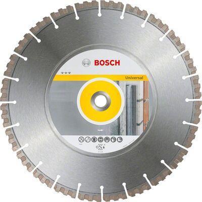 Bosch Best Serisi Genel Yapı Malzemeleri ve Metal İçin Elmas Kesme Diski 450 mm