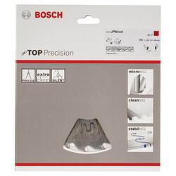 Bosch Best Serisi Hassas Kesim Ahşap için Daire Testere Bıçağı 165*20 mm 20 Diş - Thumbnail