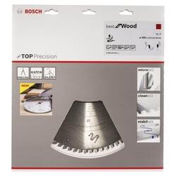 Bosch Best Serisi Hassas Kesim Ahşap için Daire Testere Bıçağı 305*30 mm 72 Diş - Thumbnail