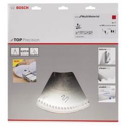 Bosch Best Serisi Hassas Kesim Çoklu Malzeme için Daire Testere Bıçağı 305*30 mm 96 Diş - Thumbnail