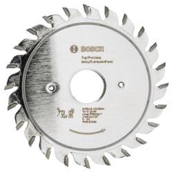 Bosch Best Serisi Hassas Kesim Lamine Panel için Ön Çizme Bıçağı 100*20 mm 12+12 Diş - Thumbnail