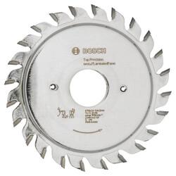 Bosch Best Serisi Hassas Kesim Lamine Panel için Ön Çizme Bıçağı 100*22 mm 12+12 Diş - Thumbnail