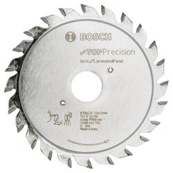 Bosch Best Serisi Hassas Kesim Lamine Panel için Ön Çizme Bıçağı 120*22 mm 12+12 Diş - Thumbnail