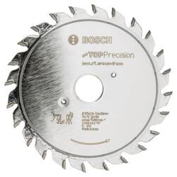 Bosch Best Serisi Hassas Kesim Lamine Panel için Ön Çizme Bıçağı 125*20 mm 12+12 Diş - Thumbnail