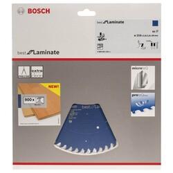 Bosch Best Serisi Laminant için Daire Testere Bıçağı 216*30 mm 60 Diş - Thumbnail