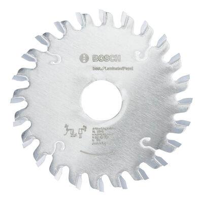 Bosch Best Serisi Lamine Panel için Konik Ön Çizme Bıçağı 100*22 mm 24 Diş
