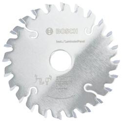 Bosch Best Serisi Lamine Panel için Konik Ön Çizme Bıçağı 125*22 mm 24 Diş - Thumbnail